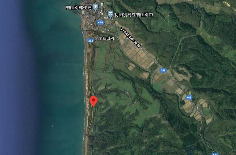 北海道_小形風力発電所604号_位置画像