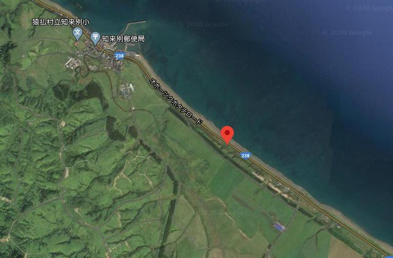北海道_小形風力発電所601号_位置画像