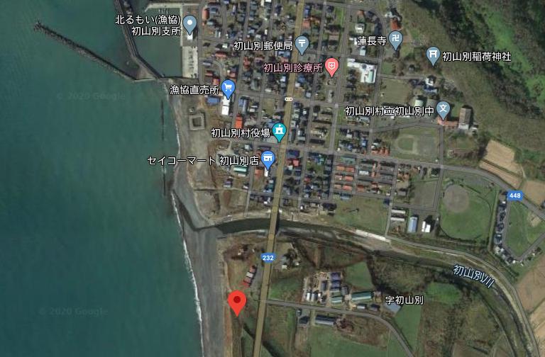 北海道_小形風力発電所614号_位置画像
