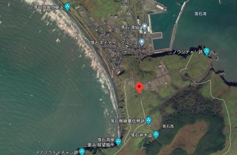 北海道_小形風力発電所606号_位置画像