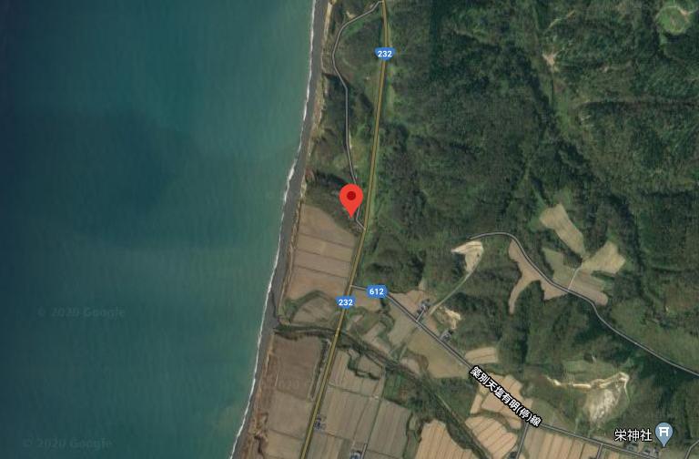 北海道_小形風力発電所603号_位置画像