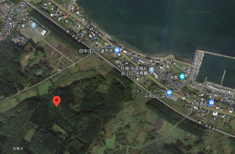 青森県_小形風力発電所613号_位置画像