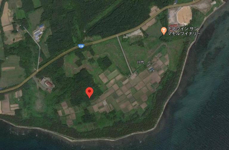 青森県_小形風力発電所609号_位置画像