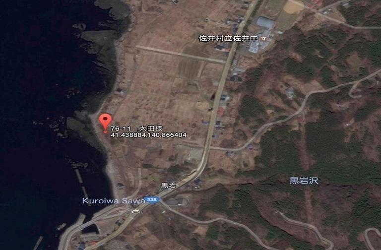 青森県_小形風力発電所182号_位置画像