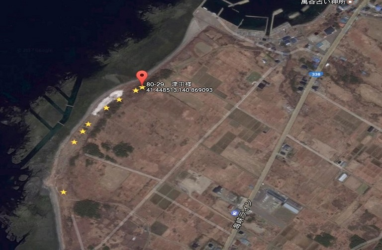 青森県_小形風力発電所194号_位置画像