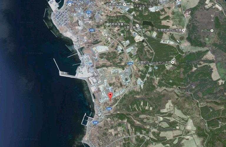 青森県_小形風力発電所213号_位置画像