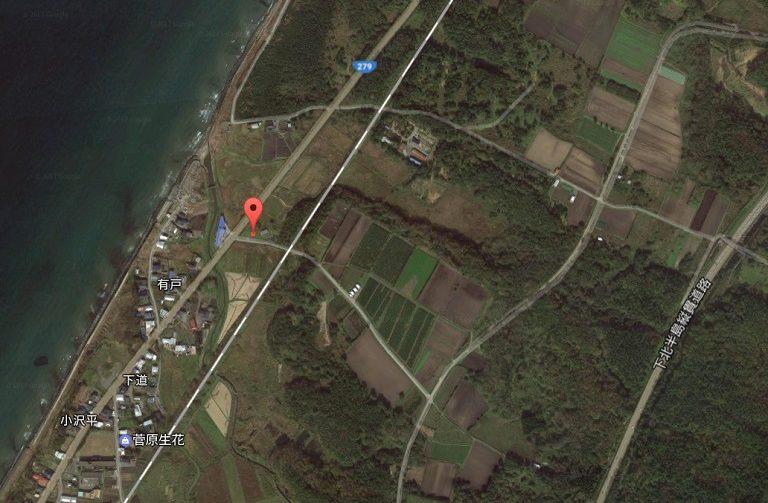 青森県_小形風力発電所238号_位置画像
