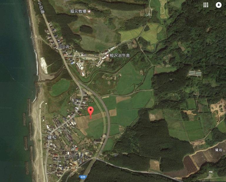 青森県_小形風力発電所273号_位置画像