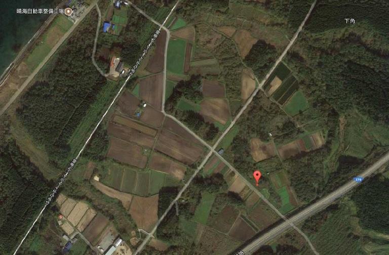 青森県_小形風力発電所336号_位置画像