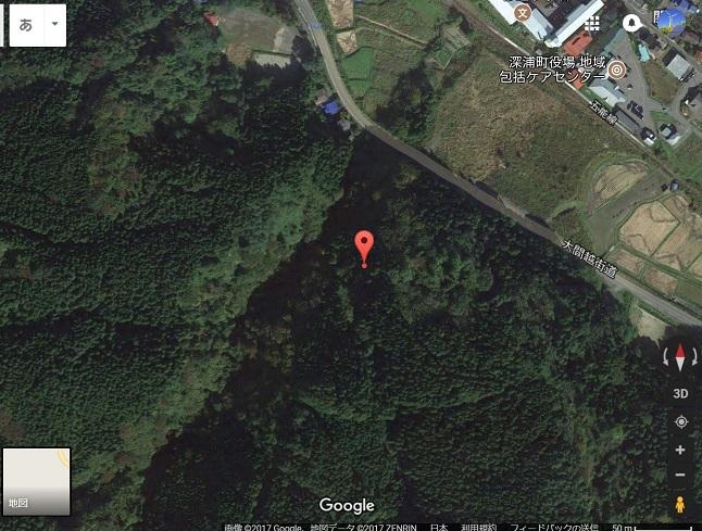 青森県_小形風力発電所67号_位置画像